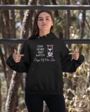 Stay Home and Watch DOOL Hooded Sweatshirt apparel-hooded-sweatshirt-lifestyle-05