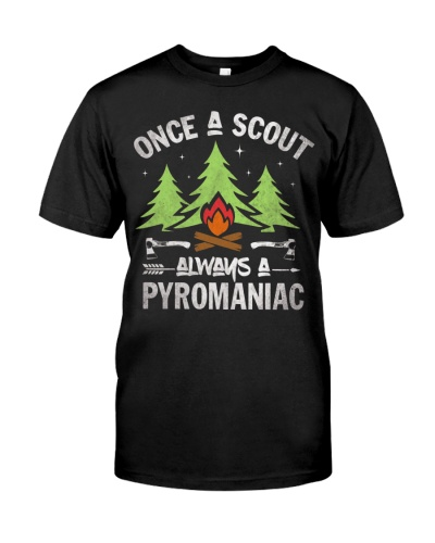 SCOUT Once A Scout
