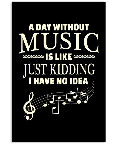 MUSIC A Day Without Music