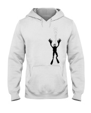 SCUBA DIVING Ok Diver Hooded Sweatshirt tile