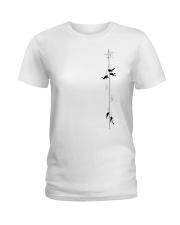 SCUBA DIVING 7840 Ladies T-Shirt thumbnail