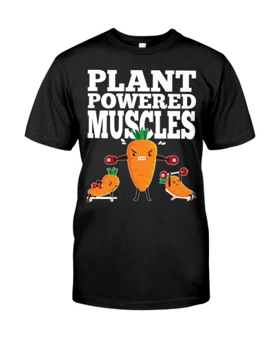 VEGAN Plant Powered Muscles