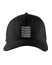 test embro thanh Embroidered Hat front