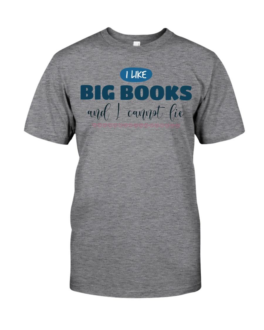 Big Books Classic T-Shirt