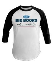 Big Books Baseball Tee thumbnail