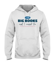 Big Books Hooded Sweatshirt thumbnail