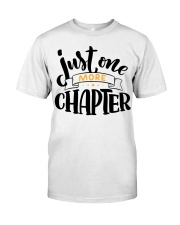 One More Chapter Classic T-Shirt thumbnail