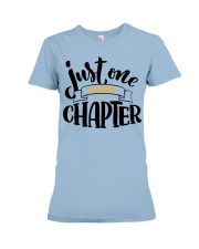 One More Chapter Premium Fit Ladies Tee front