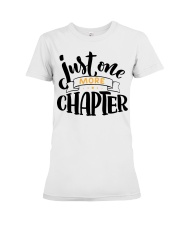 One More Chapter Premium Fit Ladies Tee tile