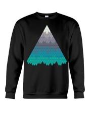 Many Mountains Goat Shirt Farmer Shirt Crewneck Sweatshirt thumbnail