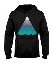 Many Mountains Goat Shirt Farmer Shirt Hooded Sweatshirt thumbnail
