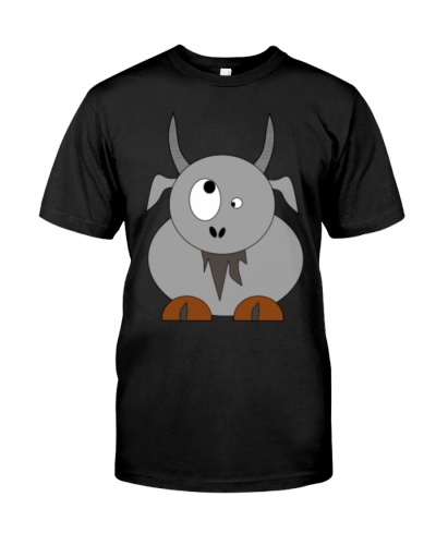 Maniac Goat Gift Idea Goat Shirt Farmer Shirt