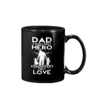 Dad A Sons First Hero A Daughters First Love ByStr Mug thumbnail