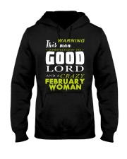 February Woman - February Woman Shirts Hooded Sweatshirt thumbnail