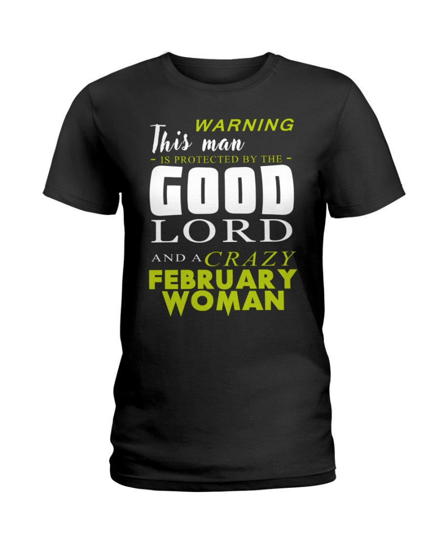February Woman - February Woman Shirts Ladies T-Shirt