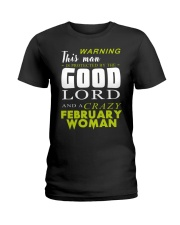 February Woman - February Woman Shirts Ladies T-Shirt front