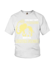 You May Not Remember Never Forget Spina Bifida Youth T-Shirt thumbnail
