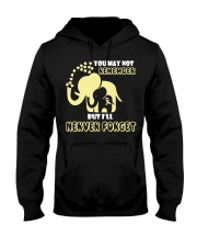 You May Not Remember Never Forget Spina Bifida Hooded Sweatshirt thumbnail