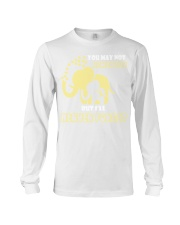 You May Not Remember Never Forget Spina Bifida Long Sleeve Tee thumbnail