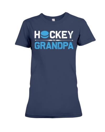 hockey grandpa shirt