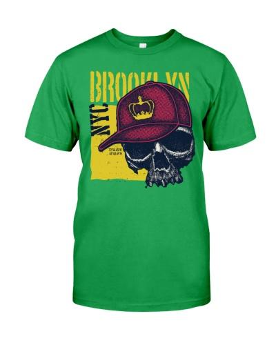 Brooklyn Skull Hat