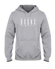 The Bronx New York City Hooded Sweatshirt front