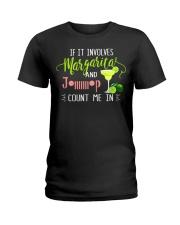 MARGARITA Ladies T-Shirt thumbnail