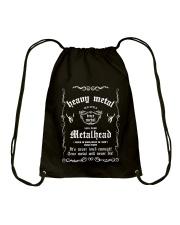 FOR METAL MUSIC LOVERS Drawstring Bag thumbnail