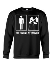 YOUR HUSBAND MY HUSBAND Crewneck Sweatshirt thumbnail