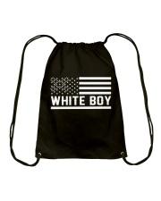 WHITE BOY Drawstring Bag thumbnail