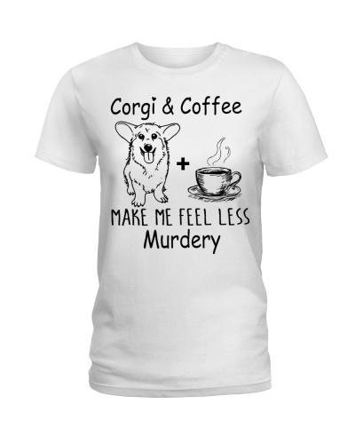 CORGI AND COFFEE