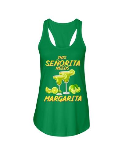 FOR SENORITA WHO LOVES MARGARITA