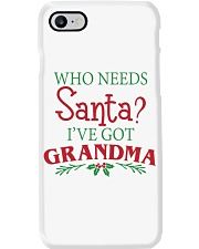 WHO NEEDS- BEST GIFT FOR CHRISTMAS Phone Case thumbnail