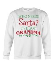 WHO NEEDS- BEST GIFT FOR CHRISTMAS Crewneck Sweatshirt thumbnail