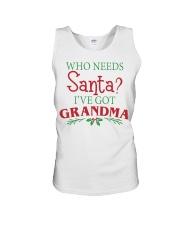 WHO NEEDS- BEST GIFT FOR CHRISTMAS Unisex Tank thumbnail