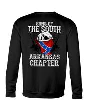 SONS OF THE SOUTH ARKANSAS Crewneck Sweatshirt tile