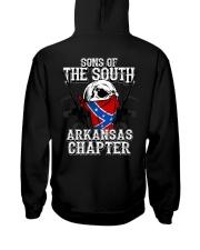SONS OF THE SOUTH ARKANSAS Hooded Sweatshirt tile