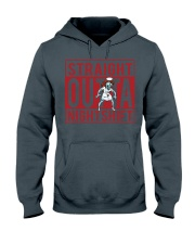 STRAIGHT OUTTA NIGHTSHIFT Hooded Sweatshirt thumbnail