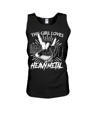 FOR METAL MUSIC LOVERS Unisex Tank thumbnail