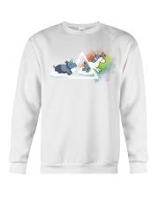 BE CONFIDENT Crewneck Sweatshirt front
