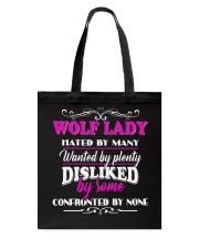 WOLF LADIES Tote Bag thumbnail