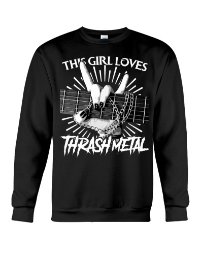 THIS GIRL LOVES METAL