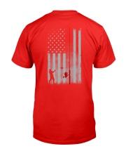 Fishing Classic T-Shirt back