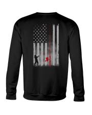 Fishing Crewneck Sweatshirt back