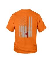 Fishing Youth T-Shirt back