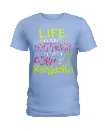 MARGARITA AND COFFEE