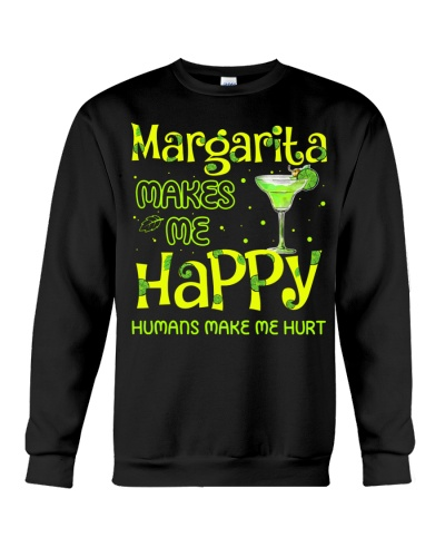 MARGARITA MAKES ME HAPPY