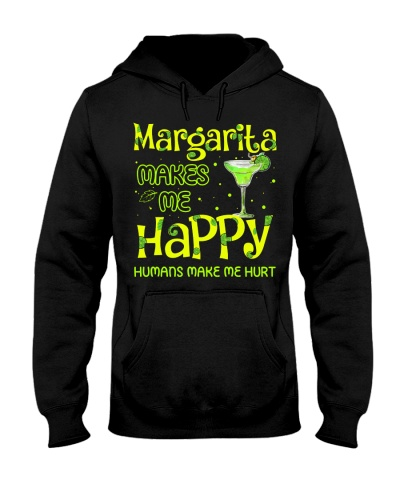 MARGARITA MAKES ME HAPPY