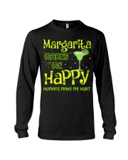 MARGARITA MAKES ME HAPPY Long Sleeve Tee thumbnail