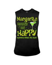 MARGARITA MAKES ME HAPPY Sleeveless Tee thumbnail
